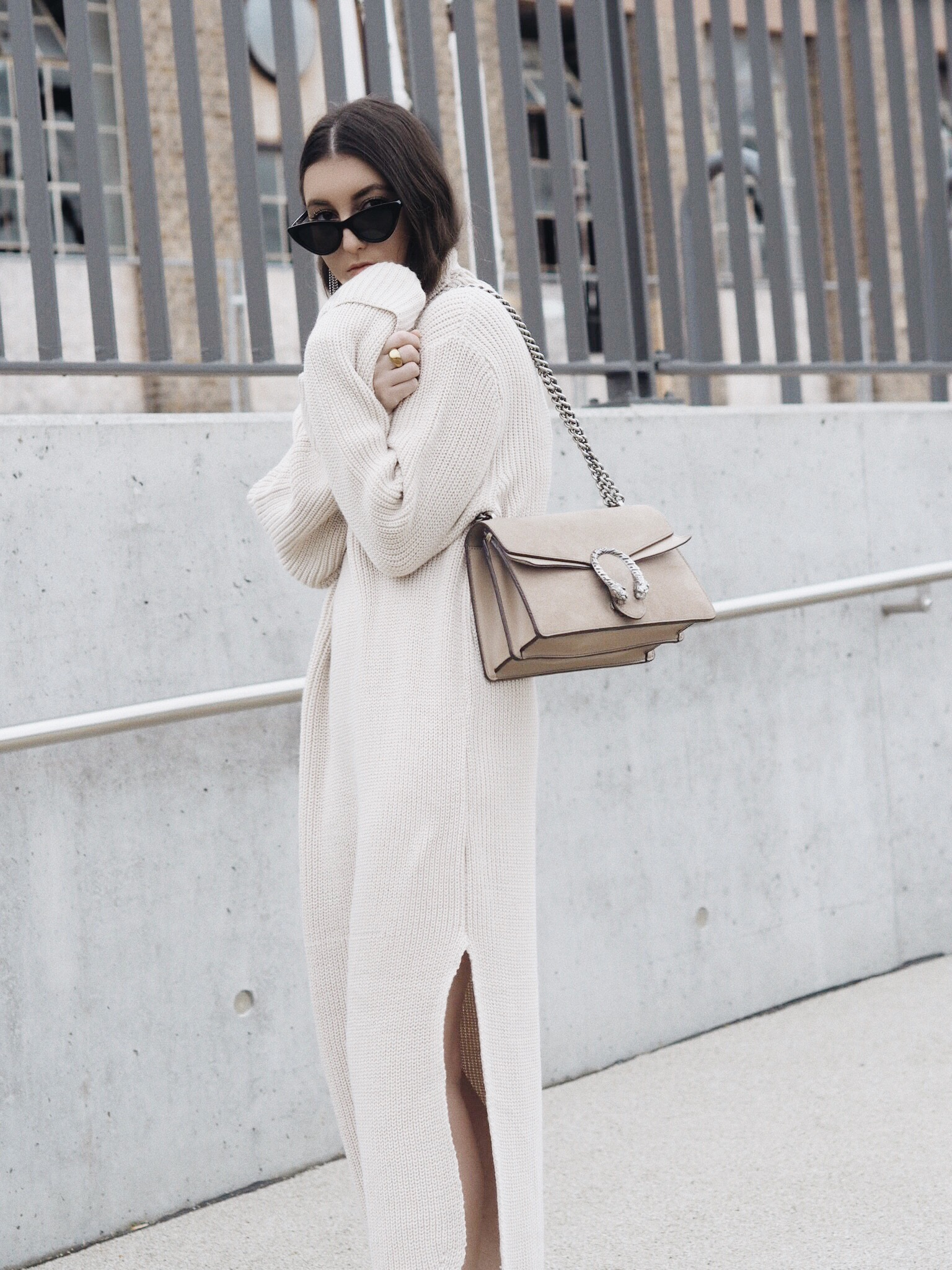 LATEST OBSESSION: KNITTED DRESSES