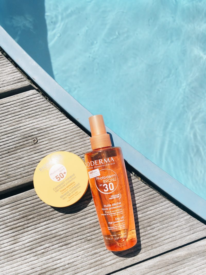 SUMMER READY W/ BIODERMA